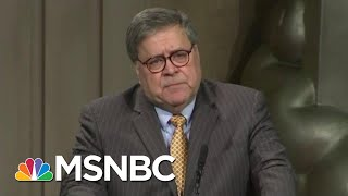 Representative Val Demings Schools AG Barr On Policing Comments | The Last Word | MSNBC