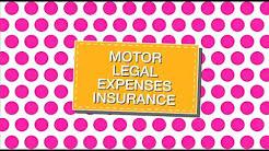 """Motor Legal Insurance""  - Autonet"