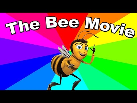 Why is the bee movie script a meme? The origin of bee movie memes explained