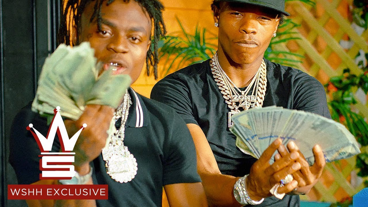 "Paper Lovee Feat. Lil Baby ""No Socks"" (Official Music Video)"