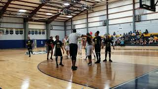 Lady Chargers vs Jupiter Jaguars