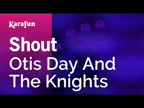 Karaoke Shout - Otis Day And The Knights *