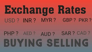 EXCHANGE COMPANY Currency Exchange Rate info