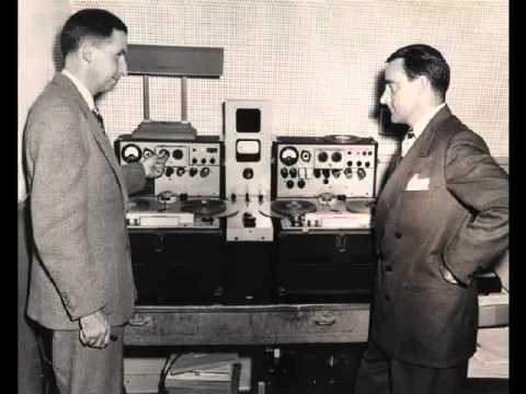 Jack Mullin recounts his discovery of the AEG Magnetophon tape recorder and how his life changed