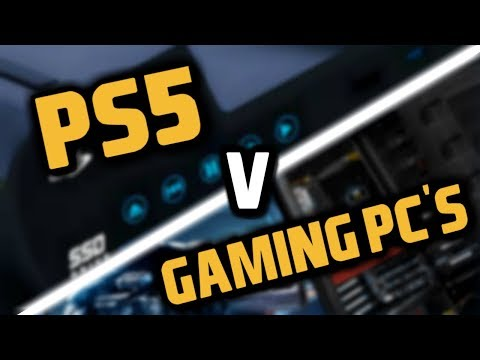 Playstation 5 | PS5 V GAMING PC'S | Which One Is Better?