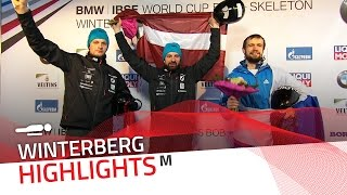 The Dukurs Family steals the show in Winterberg | IBSF Official