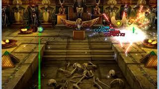 Luxor 5th Passage: Showdown with Set (blast mode)
