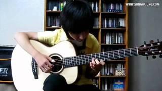 Металлика на гитаре