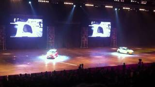 Top Gear Live (Russia, Moscow) Реклама Citroen