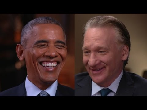 Obama, Maher talk smoking, socialism