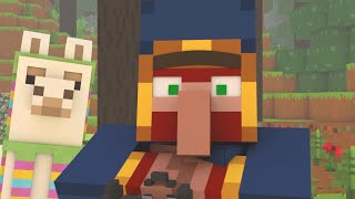 Villager Andamp Pillager 2 Halloween Costume Minecraft Animation