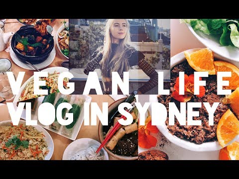 Sydney | Weekly Vlog | vegan| Asian feast, Lifeupdate , Gym, Yoga, Quinoa Porridge  #veganvlog