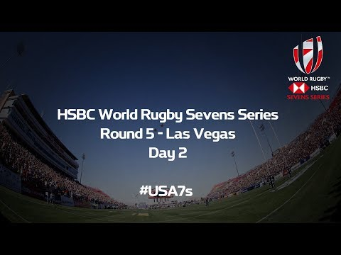HSBC World Rugby Sevens Las Vegas - Day 2 (French Commentary)
