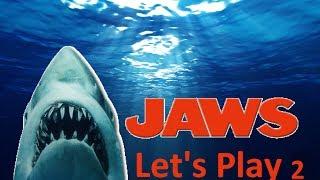 Roblox: Jaws Survival Let's Play 2 - Hidden in Oceanic 815