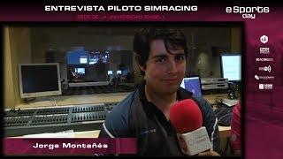 Positive SimRacing | Entrevista Jorge Montañés