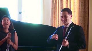 Mayu Isom plays Bizet Symphony #1 oboe solo at Eugene Izotov Masterclass