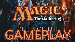 Magic: The Gathering - Duels of the Planeswalkers 2012 - HD Gameplay