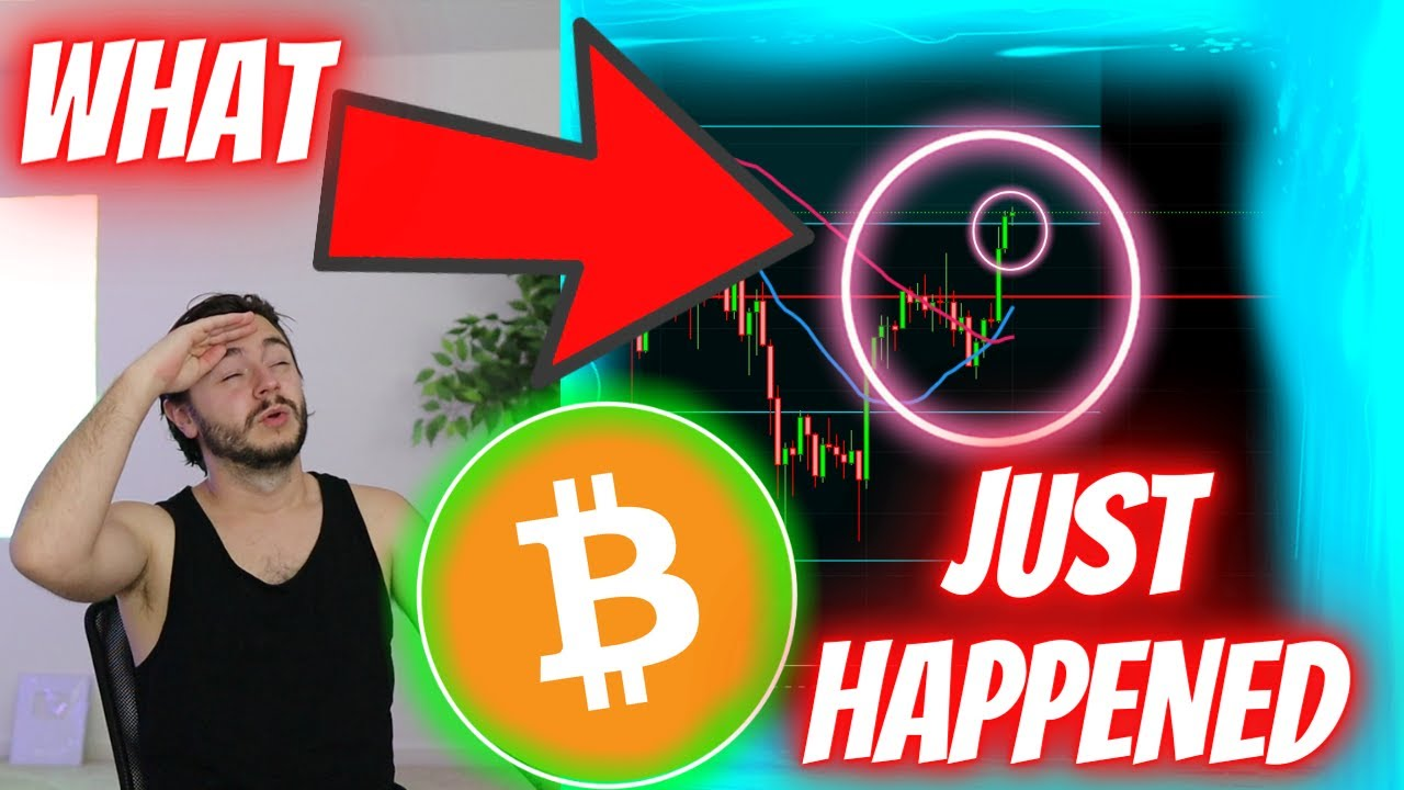 WHAT JUST HAPPENED TO BITCOIN?? - WHY *THIS* ALT IS EXPLODING!!! [big one]