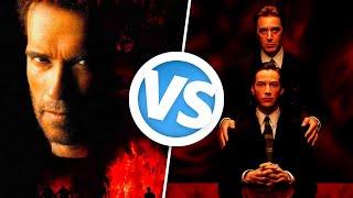End of Days VS The Devil's Advocate - Movie Feuds