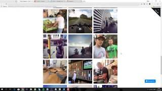 Подключение Instagram к Интернет Магазину Шопифай (Shopify)