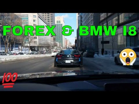 🔵 Millionaire Forex Trader Lifestyle | Young Forex Traders Lifestyle 🎥🎬💙 | BMW I8