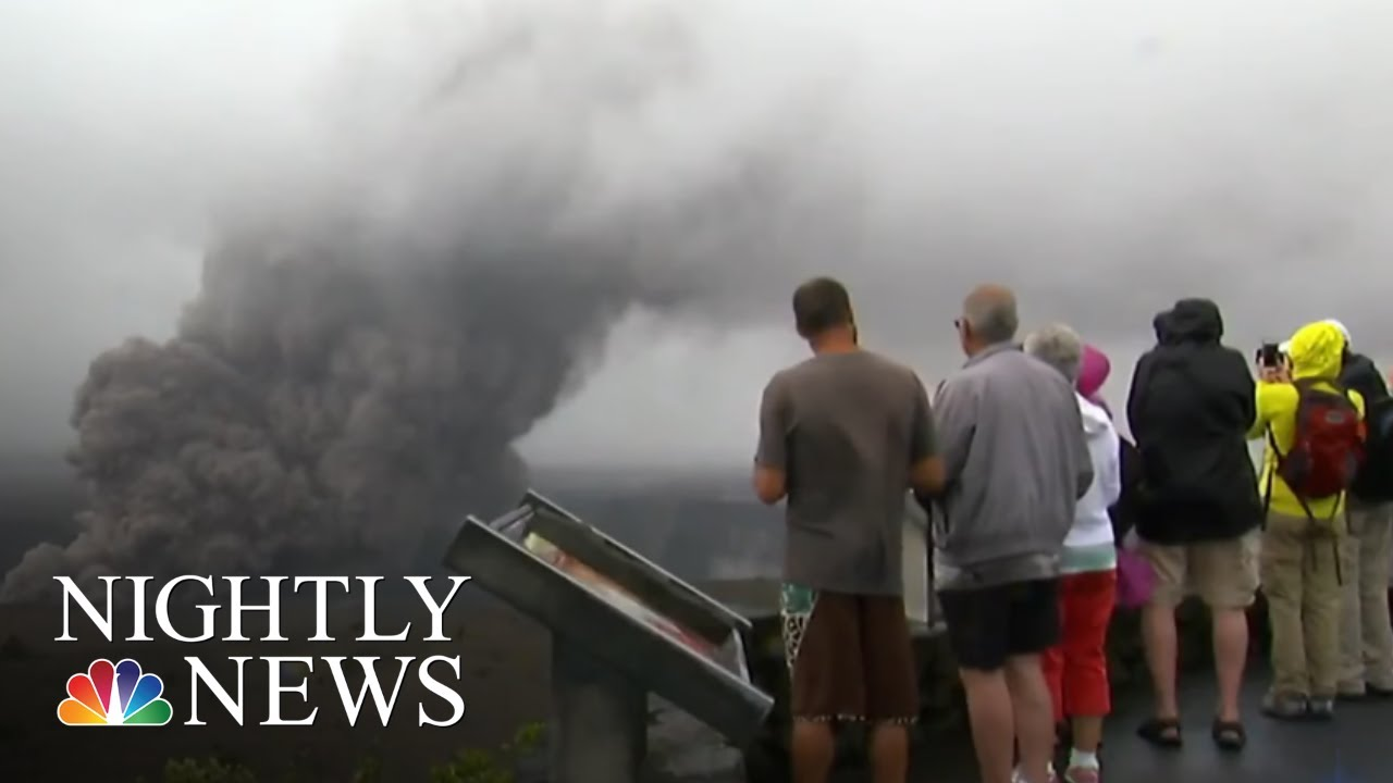 New Concerns Over More Eruptions At Hawaii Volcano | NBC Nightly News
