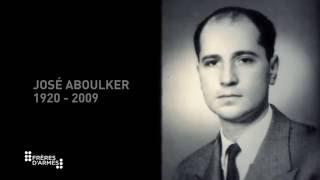 José Aboulker de la série Frères d'Armes