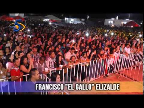 """Francisco """"EL GALLO"""" Elizalde, evento de la radio """"Candela"""", La Barca, Jal."""
