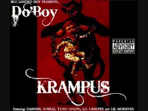 UFO - Do'Boy (KRAMPUS track 7) Sicc Minded Ent.