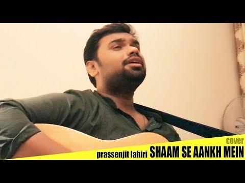 Shaam Se Aankh Mein Nami Si Hai | Jagjit Singh | Acoustic Cover | Prassenjit Lahiri