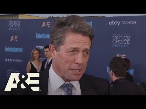 Hugh Grant on the Red Carpet | 22nd Annual Critics