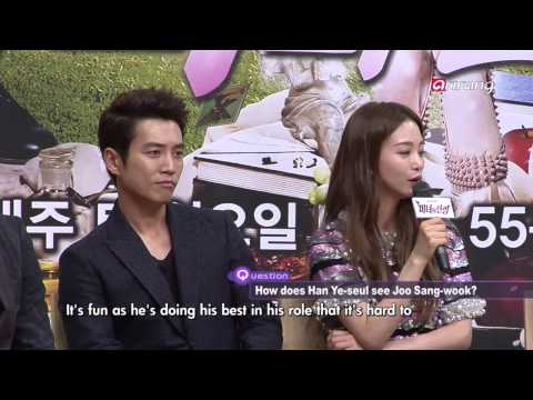 "Showbiz Korea - PRESS CONFERENCE OF THE DRAMA ""BIRTH OF A BEAUTY""(미녀의 탄생 제작발표회)"