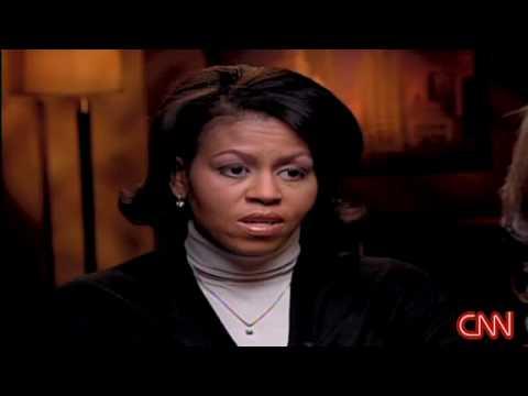 Michelle Obama's Soledad O'Brien Interview