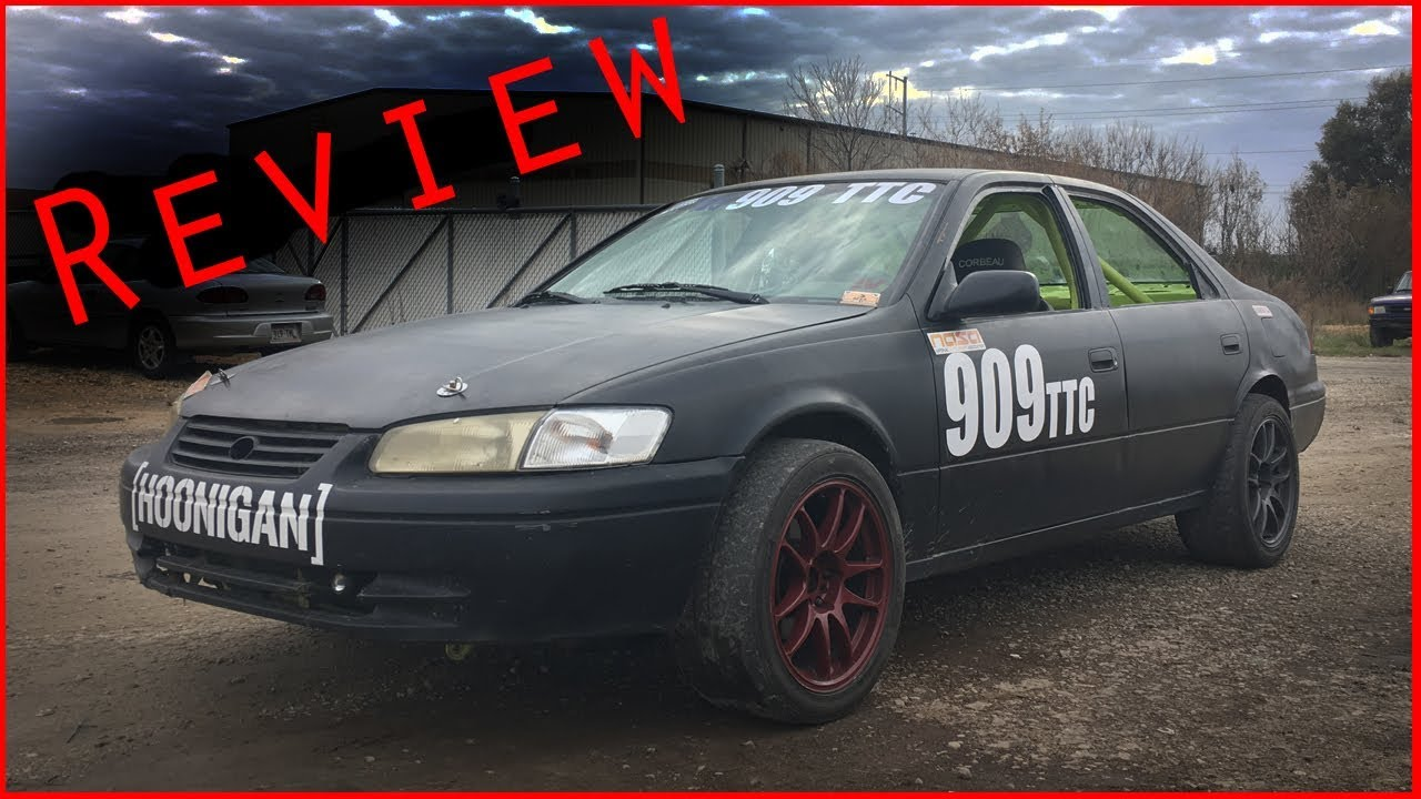 1999 Toyota Camry Race Car Review