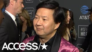 Ken Jeong Thinks The 'Crazy Rich Asians' Cast Could Make An Appearance At The Oscars! | Access