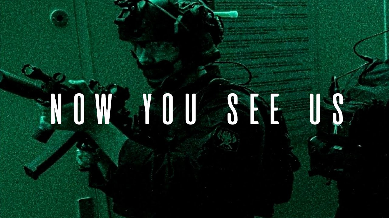 "Life Of A Soldier - ""Now You See Us"""