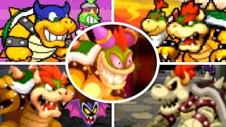 Evolution of Bowser Battles in Mario & Luigi Games (2003-2017)