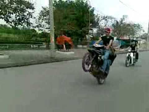 Bốc đầu--- Bắc Giang