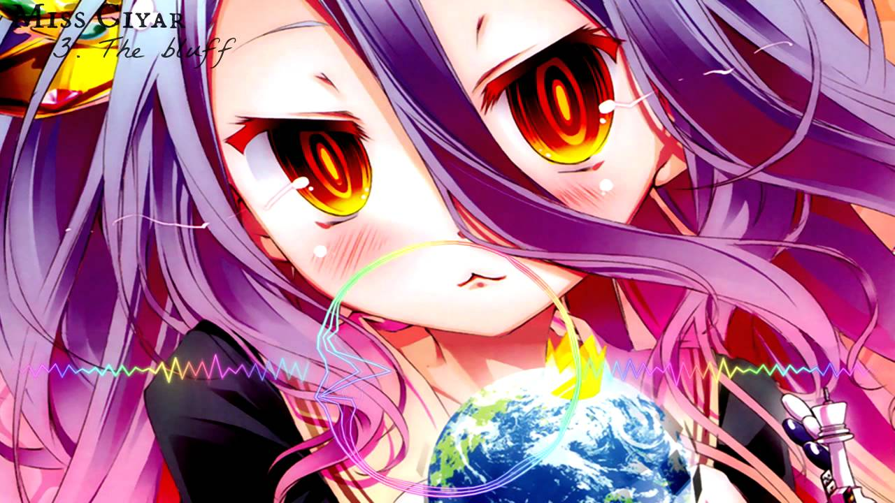 No Game No Life Ost 3 The Bluff Youtube