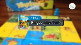Boardgame Olympic Hungary 2018 - Kingdomino (FINAL)