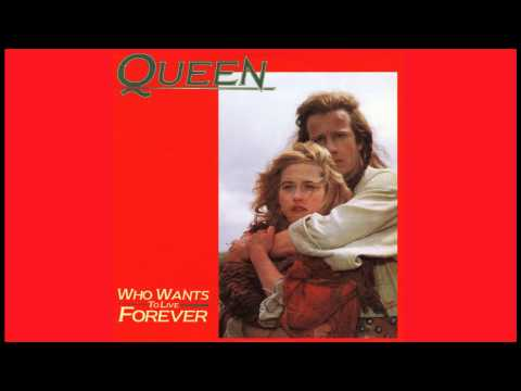 QUEEN - Who Wants To Live Forever (Extended Version ) (HD)