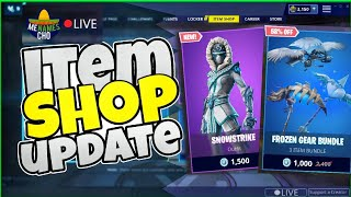 🔴MenamesCho's LIVE 🔵 FORTNITE ITEM SHOP UPDATE 💫 COUNTDOWN 🕛 BATTLE ROYALE - Thurs 7th Feb 2019