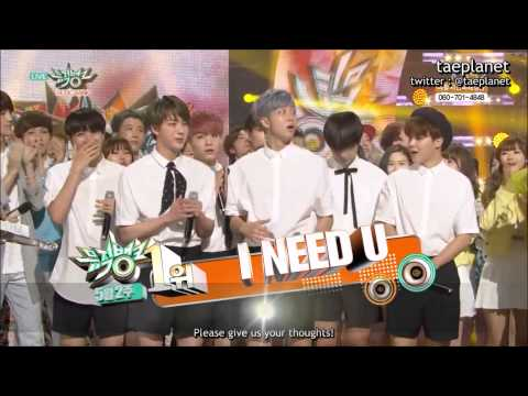 BTS First Win