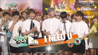 BTS First Win