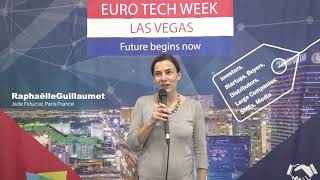 JADE FIDUCIAL CES 2019 LAS VEGAS EURO TECH WEEK