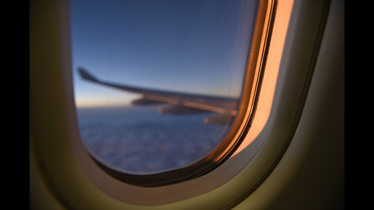 라스베가스로의 비행