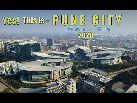 Pune City - 2021 || Oxford Of India || Facts || Maharashtra || Debdut YouTube