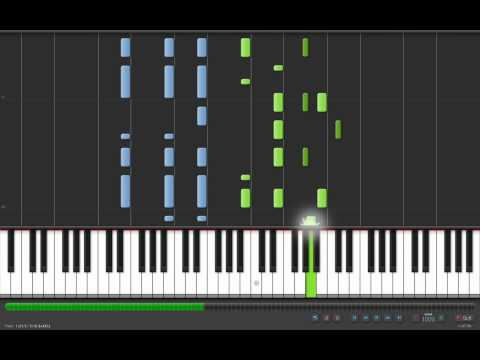 Coldplay  Life In Technicolor ii   Adrian Lee Version piano tutorial
