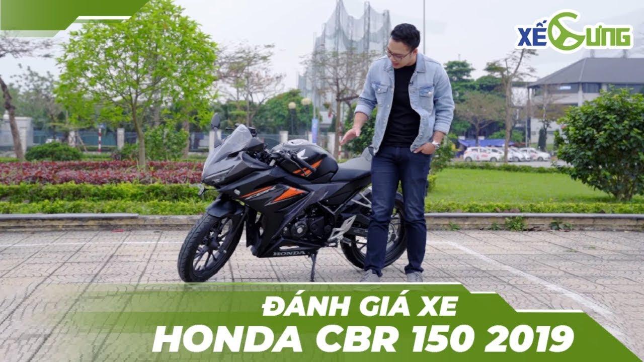 Honda CBR 150 2019 – vẫn hiền lành và êm ái
