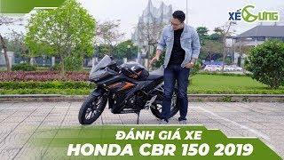 Honda CBR 150 2019 - vẫn hiền lành và êm ái